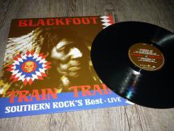 LP BLACKFOOT - Train Train Live