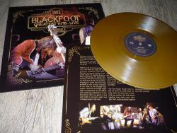 LP BLACKFOOT - Greatest Hits LIVE 1983