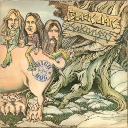 LP BLACK OAK ARKANSAS - High On The Hog