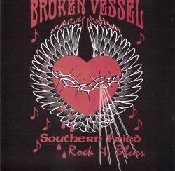 CD BROKEN VESSEL - Southern Fried Rock & Blues