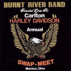 CD BURNT RIVER BAND
