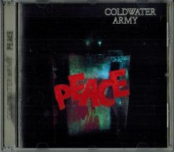 CD COLDWATER ARMY - Peace (pre STILLWATER)
