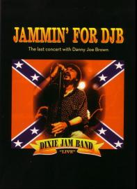 DVD - DIXIE JAM BAND - Jammin´ For Danny Joe Brown (MOLLY HATCHET)