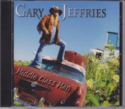 CD GARY JEFFRIES (ALLIGATOR STEW) - Middle Class Man