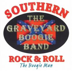 CD THE GRAVEYARD BOOGIE BAND - The Boogie Man