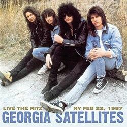 2 CD-set THE GEORGIA SATELLITES - Live At The Ritz 1987