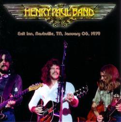 CD HENRY PAUL BAND (OUTLAWS) - Live Nashville 1979