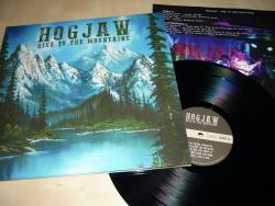 LP HOGJAW - Rise To The Mountains (BLACK VINYL)