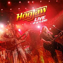 CD HOGJAW - LIVE Up In Flames