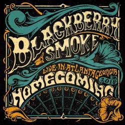 2CDs BLACKBERRY SMOKE - Homecoming / Live In Atlanta 2018