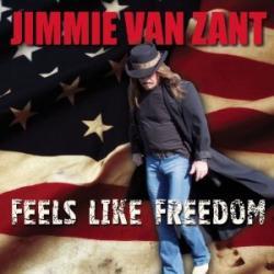 CD JIMMIE VAN ZANT (Lynyrd Skynyrd) - Feels Like Freedom