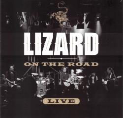 CD LIZARD - On The Road LIVE