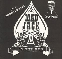 CD MAD JACK - On The Run & Down The Road