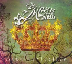 CD THE MOSS BROTHERS BAND (Rebel Storm) - Monarch Jubilee