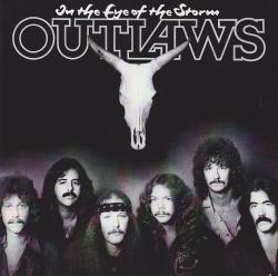 CD THE OUTLAWS - In The Eye Of The Storm