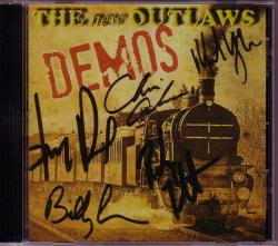 CD THE OUTLAWS - Demos (new album 2010)