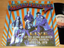 MOLLY HATCHET - LIVE Agora Ballroom 79 (2 LPs)