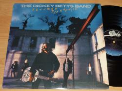 LP THE DICKEY BETTS BAND (ALLMAN BROTHERS) - Pattern Disruptive