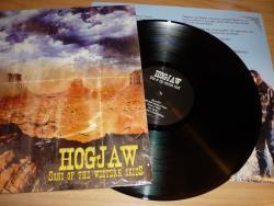 LP HOGJAW - Sons Of The Western Skies (black vinyl)