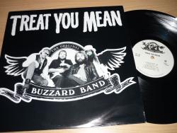 LP BUZZARD BAND - Treat You Mean