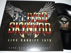 LP LYNYRD SKYNYRD - Live Cardiff 1975