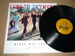 LP LYNYRD SKYNYRD - Minos Was There – LIVE Knebworth 1976