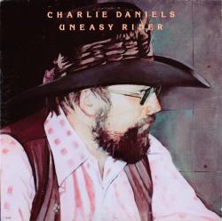 LP CHARLIE DANIELS - Uneasy Rider