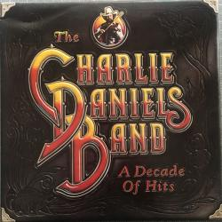 LP CHARLIE DANIELS BAND - A Decade Of Hits