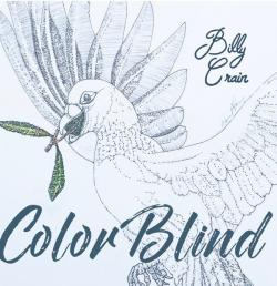 CD BILLY CRAIN (OUTLAWS) - Color Blind