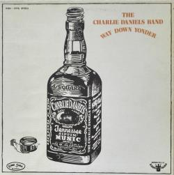 LP CHARLIE DANIELS BAND - Way Down Younder