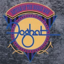 CD FOGHAT - Return Of The Boogie Men
