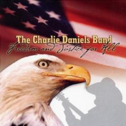 CD CHARLIE DANIELS BAND - Freedom And Justice For All