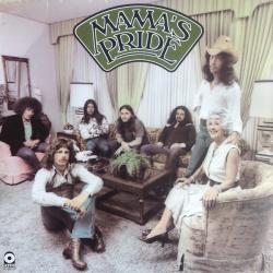LP MAMA´S PRIDE  - 1st album