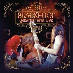 CD BLACKFOOT - Live Los Angeles 1983