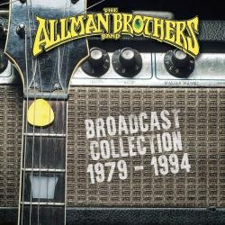 8 CD-Boxset ALLMAN BROTHERS BAND - Broadcast Collection 1979-1994