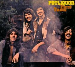 CD POTLIQUOR - First Taste