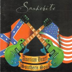 CD SNAKEBITE - American Heart Southern Soul