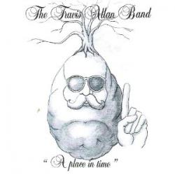 CD TRAVIS ALLAN BAND - A Place In Time