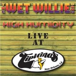CD WET WILLIE - High Humidity - LIVE