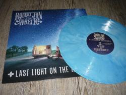 LP ROBERT JON & THE WRECK - Last Light On The Highway (BLUE VINYL)